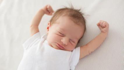 Bebeklerde burun tıkanıklığı nasıl giderilir ve ne iyi gelir?