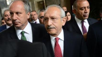 Kılıçdaroğlu onay verdi! CHP'de Muharrem İnce talimatı