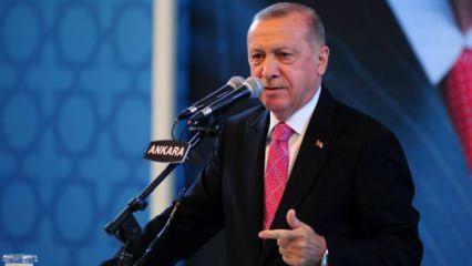 Erdoğan'dan son dakika Oruç Reis açıklaması: İlk cevabı aldılar...