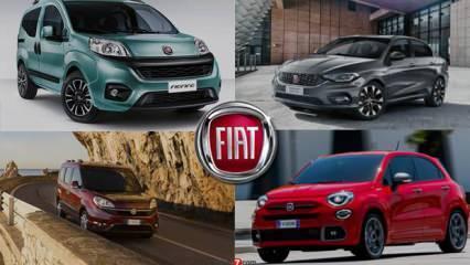 Fiat'tan 2020 indirim kampanyası! Fiat model sıfır araba fiyatları