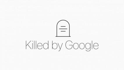 Google mezarlığına bir uygulama daha uğurlanıyor
