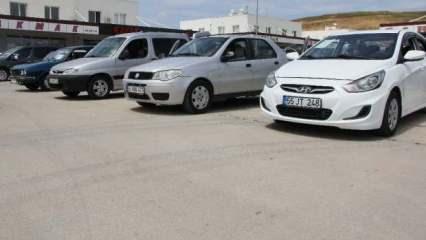 İkinci el araç satışları ikiye katlandı