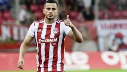 Galatasaray, Omar Elabdellaoui'i KAP'a bildirdi