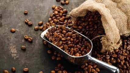 Kahvenin kaliteli olduğu nasıl anlaşılır, nasıl saklanır?
