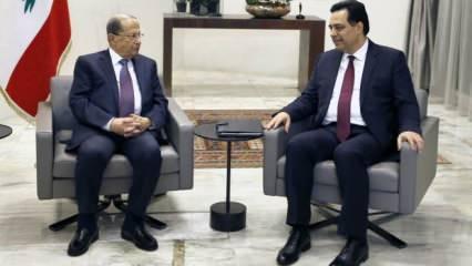 Lübnan'da hükümet istifa etti: 'Ülkeyi daha büyük bir kaos bekliyor'
