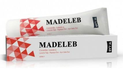 Madeleb krem ne işe yarar ve cilde faydaları nelerdir? Madeleb krem nasıl kullanılır?