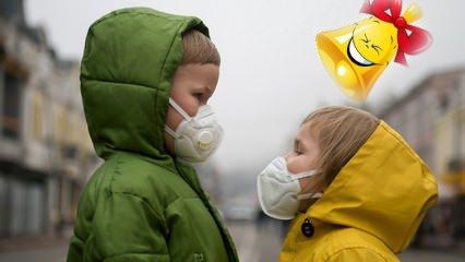 Okula gidecek çocuklar virüsten nasıl korunmalı?