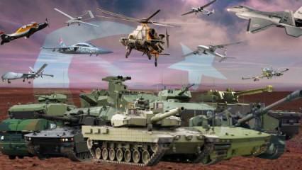 Savunmadan 11 milyar dolarlık atak