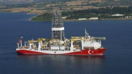 Son dakika haberi: Doğu Akdeniz'de yeni Navtex ilanı