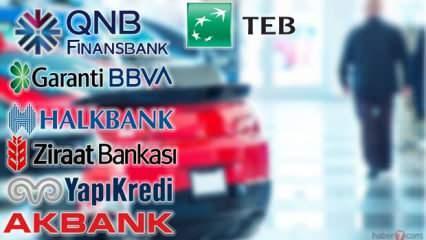 Sıfır ve ikinci el araç kredi faiz oranları kaça yükseldi? Taşıt kredisi kampanyası kaldırıldı!