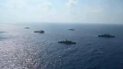 MSB paylaştığı video ile dünyaya 'Doğu Akdeniz' için gözdağı verdi