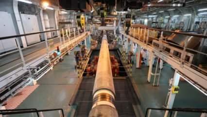 Türkiye'nin Rusya'dan doğal gaz alımı yüzde 40'tan fazla azaldı