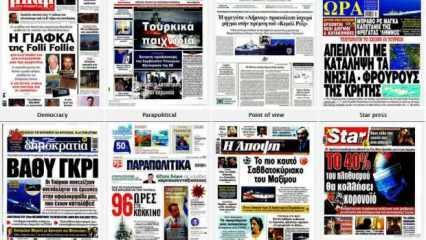 Yunanistan'da gündem Oruç Reis, Türkiye'de MasterChef