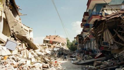 17 Ağustos depreminin yıl dönümü! Evler depreme uygun nasıl dizayn edilir?