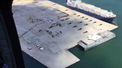 Sınıra 20 km mesafede: ABD limanı satın alıp Türk Boğazları'nı gözetleyecek