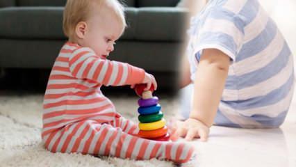 Destekli ve desteksiz oturma! Bebekler ne zaman oturur? Bebeklere oturma nasıl öğretilir?