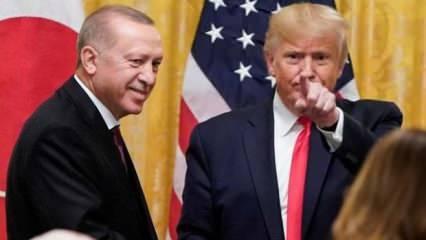 Biden'ın sözleri sonrası Trump'tan çarpıcı Erdoğan açıklaması