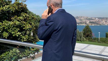 Cumhurbaşkanı Erdoğan hangi akıllı telefonu kullanıyor?