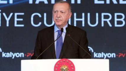 Cumhurbaşkanı Erdoğan hangi müjdeyi verecek? Açıklama ne zaman yapılacak?