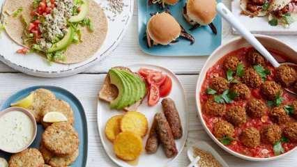 En kolay vejeteryan yemek tarifleri! Vejeteryan yemek nasıl yapılır?