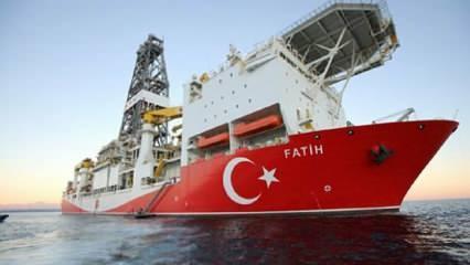 Karadeniz'de doğalgaz rezervi bulundu mu? Karadenizde bulunan 320 milyar metreküplük rezerv!