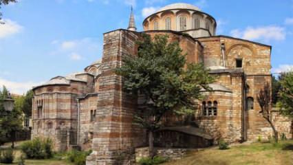 Kariye Cami nerede? İstanbul'da Kariye Cami ibadete açıldı mı?