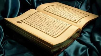 Kuran-ı Kerim isimleri ve anlamları! Kerim isminin anlamı nedir?