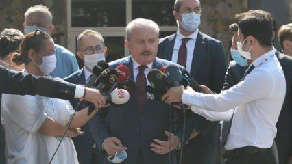 Meclis Başkanı Şentop'tan müjde açıklaması