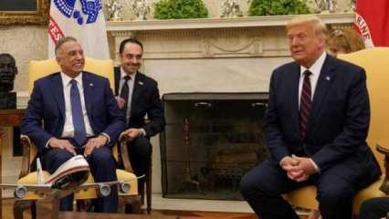 Ankara'yı Beyaz Saray'a şikayet etti! Trump'tan Türkiye ve Erdoğan açıklaması