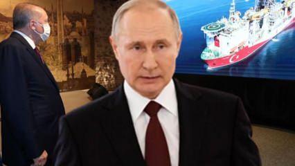 Doğal gaz müjdesi sonrası Rus isimden olay açıklama! Moskova'yı kızdıracak sözler