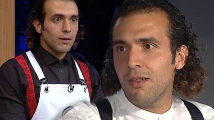 MasterChef Türkiye'de yarışan Barbaros Yoloğlu vurucu sözleriyle hayrete düşürdü!