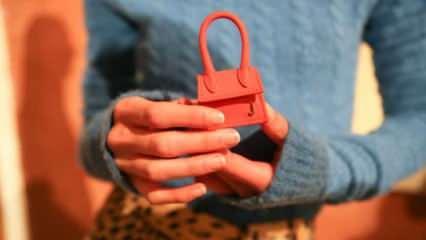 En şık mikro çanta modelleri! Mikro çantalar nasıl kombinlenir?