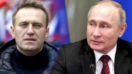 Alman doktorlar, Navalni'nin zehirlendiğini açıkladı