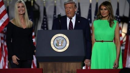 ABD'de ikinci başkan adayı belli oldu! Melania bombası