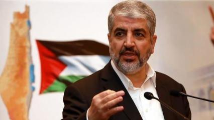 Hamas'ın eski lideri Meşal'den dikkat çeken 'Normalleşme' analizi