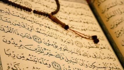 Hatim duası Arapça ve Türkçe okunuşu: Kur'an-ı Kerim'i hamtettikten sonra duası nasıl yapılır?