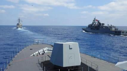 Türkiye'den Oruç Reis için yeni NAVTEX kararı