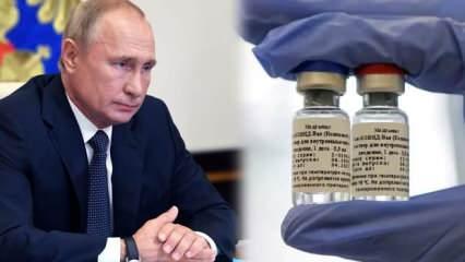 Putin'den ikinci koronavirüs aşısı müjdesi! Rus lider tarih verdi