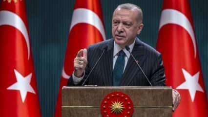 Son dakika haberi: Cumhurbaşkanı Erdoğan'dan Yunanistan'a çok sert uyarı!
