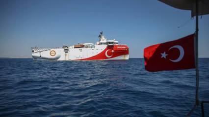 Son dakika: Türkiye Doğu Akdeniz'de Navtex ilan etti