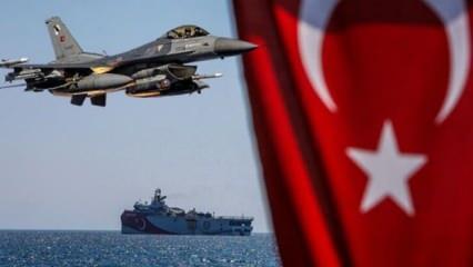Türkiye'den Yunanistan'a 'Bu savaş ilanı değilse ne?', Fransa'ya ise 'Siz iyi bilirsiniz' resti