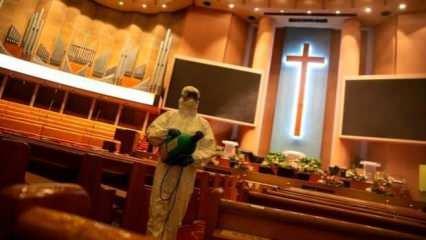 İkinci dalganın merkezi Presbiteryan Kilisesi: Daha tehlikelisi geliyor