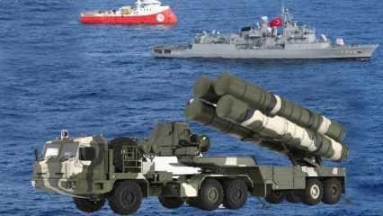 6 maddelik Doğu Akdeniz planında S-400 bombası! Libya'ya üs, Ada'ya asker