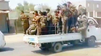 Aşiretler PKK'yı dağıttı! Arkalarına bakmadan kaçtılar