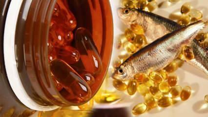 Balık yağı kilo aldırır mı yoksa zayıflatır mı? Balık yağı kullanımı