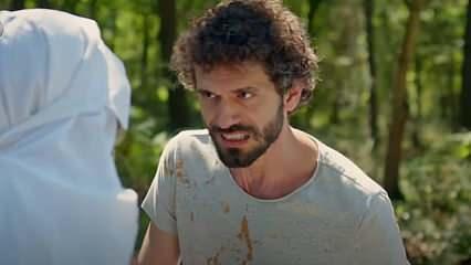 Çatı Katı Aşk 9.bölüm 2.fragmanı: Kıskançlık krizine giriyor! 'Beni katil mi etmek istiyorsun?'