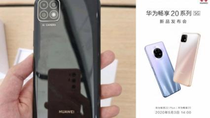 Huawei'nin 2 yeni modeli için tarih açıklandı