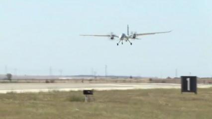 Akıncı TİHA'nın 2. Prototipinin yüksek irtifa test uçuşu da tamam