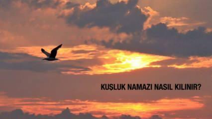 İşrak veya Duha (kuşluk) namazı nasıl kılınır? Kuşluk namazı vakti ve kılınışı