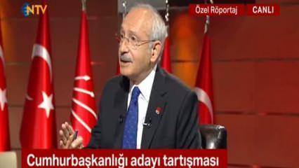 Kılıçdaroğlu'ndan Yunanistan ile çatışma, Abdullah Gül ve Muharrem İnce açıklaması